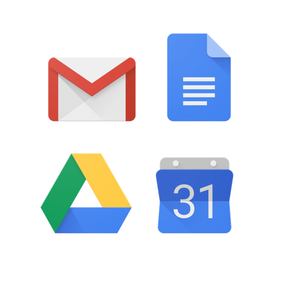 G Suite, Google Apps for Work, Business, Productivity